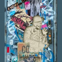 Door-of-Strret-Art and Brooklyn