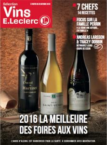 catalogue principal foire aux vins 2016