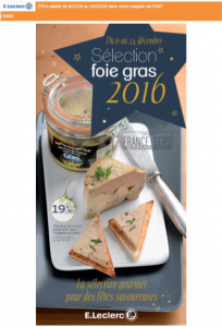Selection Foie Gras 2016