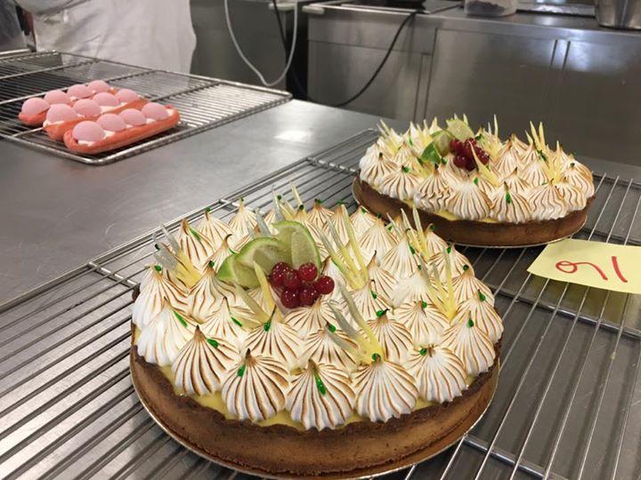 tarte citron meringuee leclerc pont l'abbe meilleur patissier