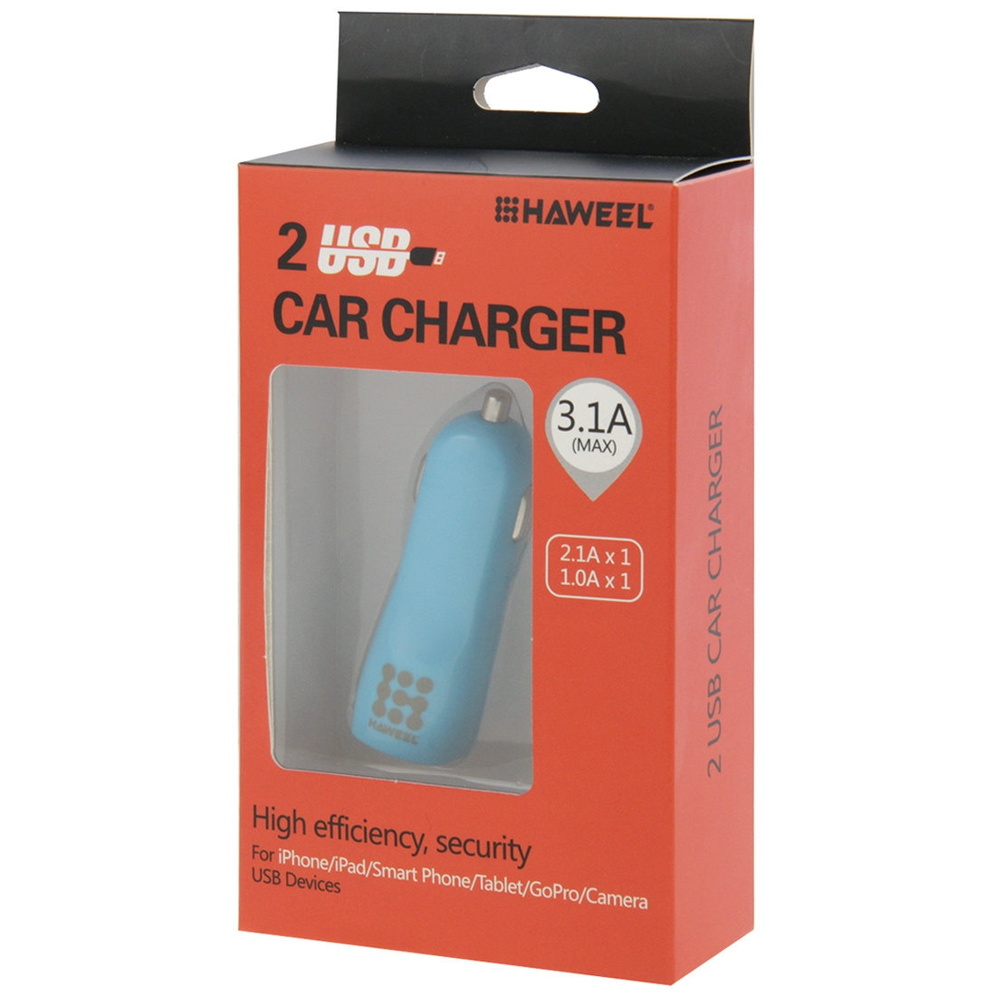 chargeur iphone voiture leclerc