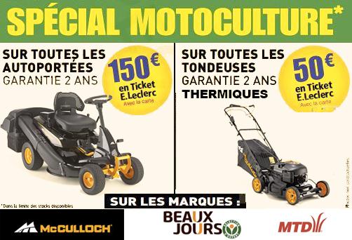 V2special Motoculture Leclerc Pont Labbé