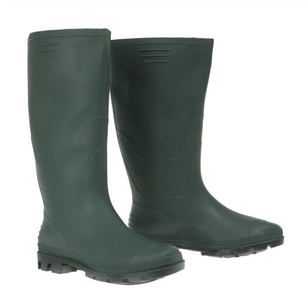 Bottes Simples Vert AJS