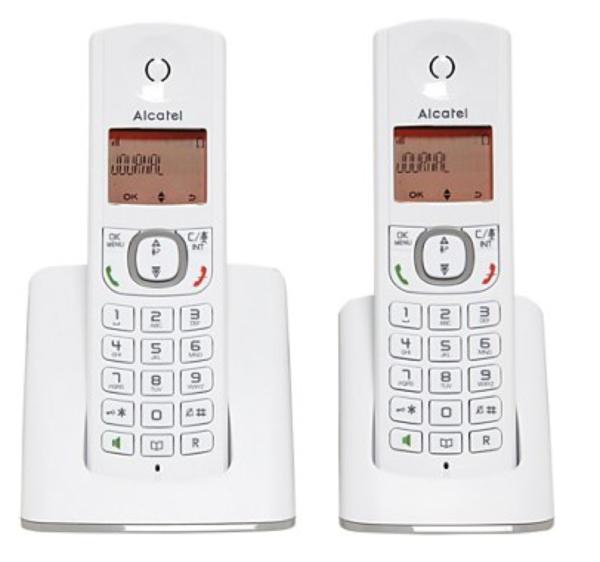 """Téléphone Duo F530 """"Alcatel"""""""