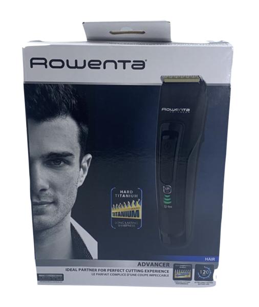 Tondeuse cheveux/barbe Rowenta